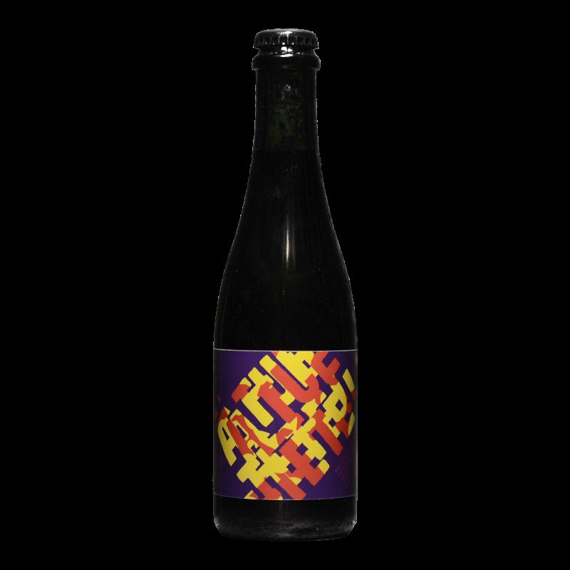 A Tue Tête - Double Noire Framboise  - Special Edition - 9% - 37.5cl - Bte