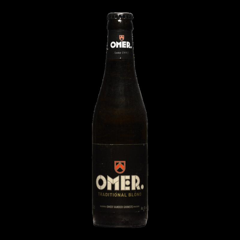 Vander Ghinste - Omer - 8% - 33cl - Bte