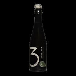 3 Fonteinen - Cuvée Armand et Gaston Honing - 6% - 37.5cl - Bte