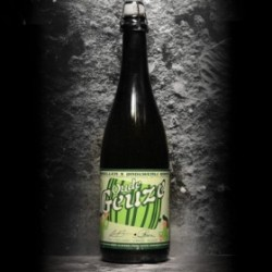 Mikkeller - Boon - Ouede Gueuze Vermouth - 6.6% - 75cl - Bte