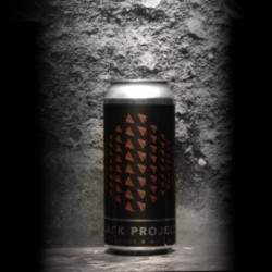 Black Project - MIDAS - 5.1% - 47.3cl - Can