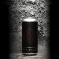 Black Project - Typhoon - 4.5% - 47.3cl - Can