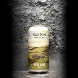 Buxton - Wild Boar - 5.7% - 44cl - Can
