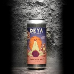 Deya - Summer Ale - 4.8% - 50cl - Can