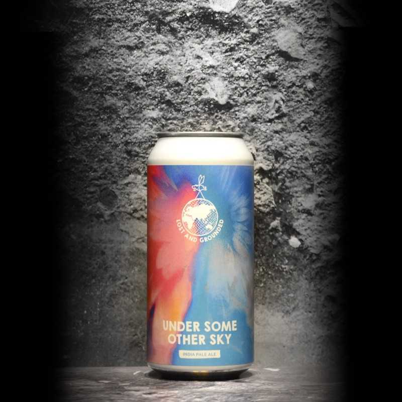 Lost and Grounded - Under Some Other Sky - 6.5% - 44cl - Can