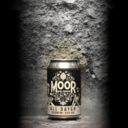 Moor - All Dayer - 3.5% - 33cl - Can