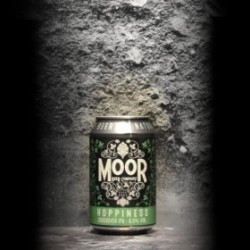 Moor - Hoppiness - 6.5% - 33cl - Can