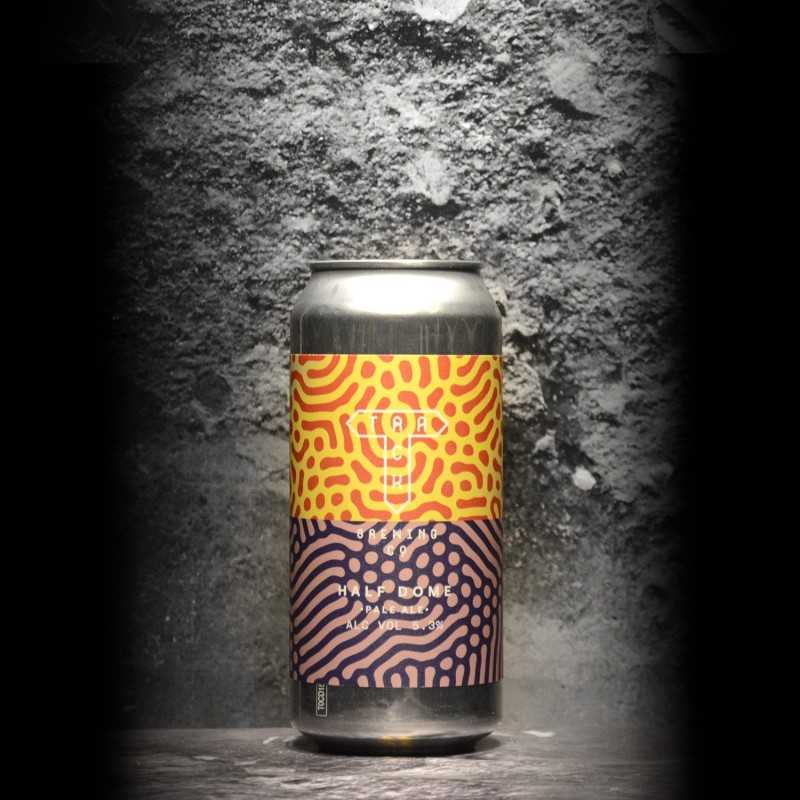 Track - Half Dome - 5.3% - 44cl - Can