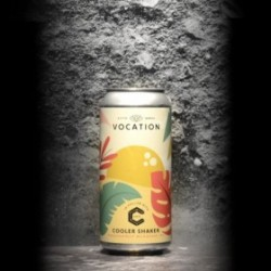 Vocation - Crate - Cooler Shaker - 6.6% - 44cl - Can
