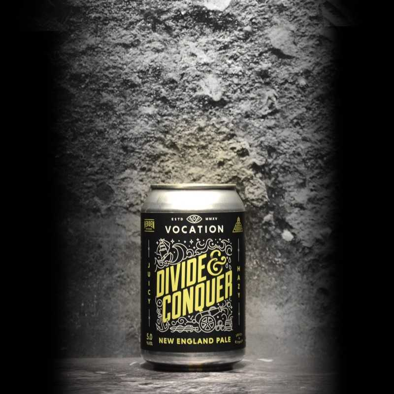Vocation - Divide and Conquer - 4.2% - 33cl - Can