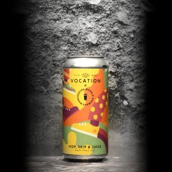 Vocation - Marble - Hop, Skip and Juice - 5.7% - 44cl - Can