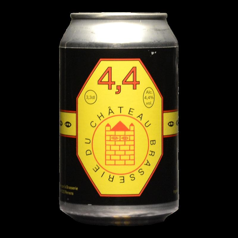 Brasserie du Château - 4,4 - 4.4% - 33cl - Can