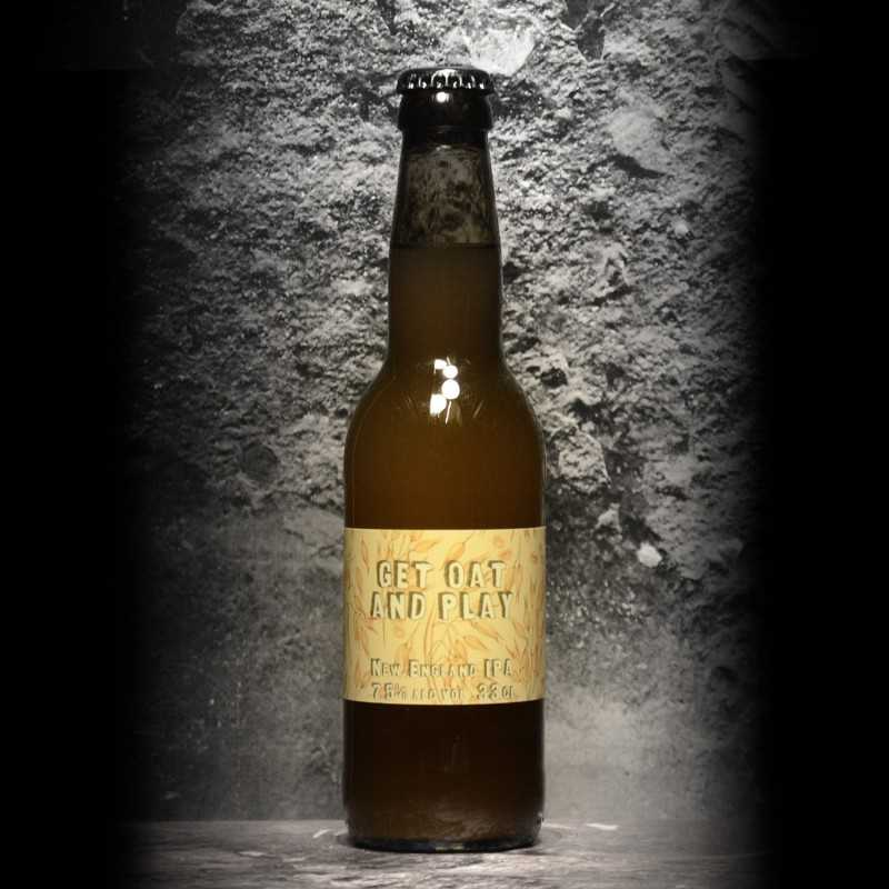 L'Apaisée - Get Oat and Play - 7.5% - 33cl - Bte