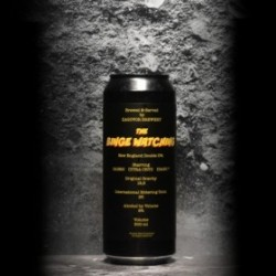 Zagovor - Binge Watching - 8% - 50cl - Can