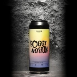 Zagovor - Foggy Notion - 6.8% - 50cl - Can