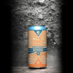 Brewdog - Northern Monk - The Vermont Sessions - 5.2% - 44cl - Can
