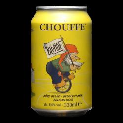 Achouffe - Chouffe Blonde - 8% - 33cl - Can
