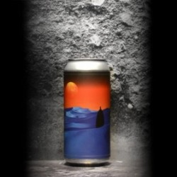 Dry & Bitter - Sleepy Nomad - 4.7% - 44cl - Can