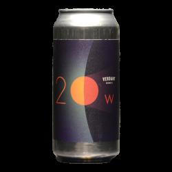Verdant - 20 Watt moon - 6.5% - 44cl - Can