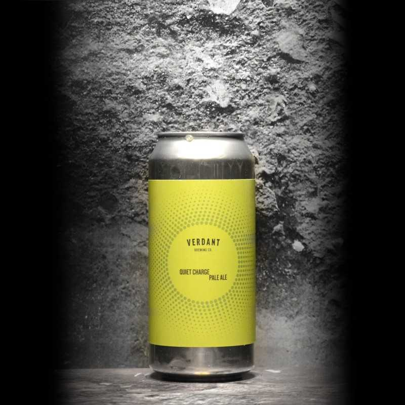 Verdant - Quiet Charge - 4.5% - 44cl - Can