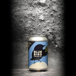 WhiteFrontier - Blue Bird - 5% - 33cl - Can