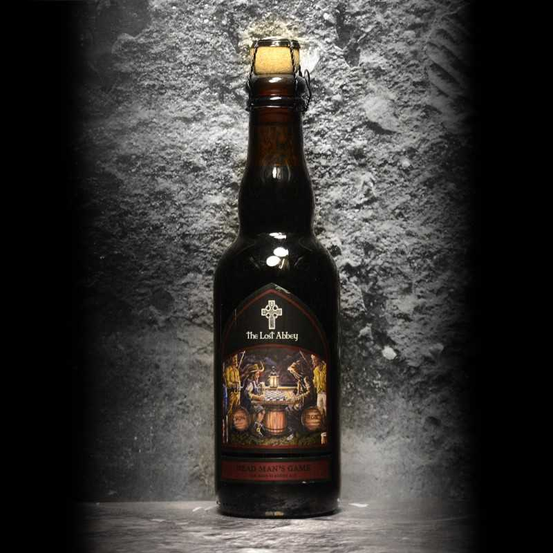 Lost Abbey - Dead Man's Game - 14% - 37.5cl - Bte