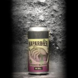 Naparbier - Green Blood - 6.3% - 44cl - Can