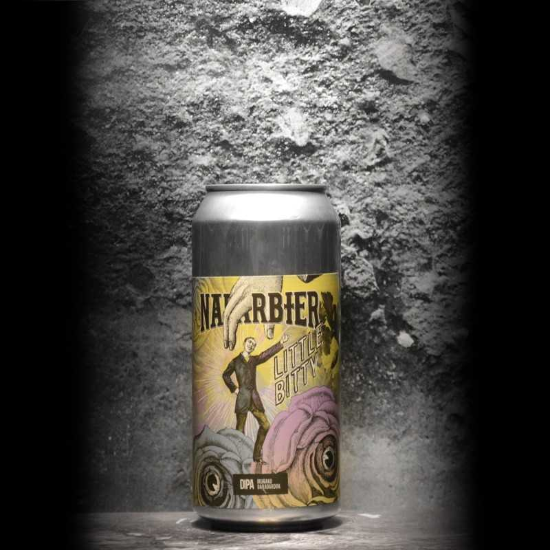 Naparbier - Little Bitty - 8% - 44cl - Can