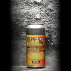 Naparbier - Starships - 8% - 44cl - Can