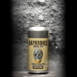 Naparbier - North - Rise Up x Triple Fruited - 7% - 44cl - Can