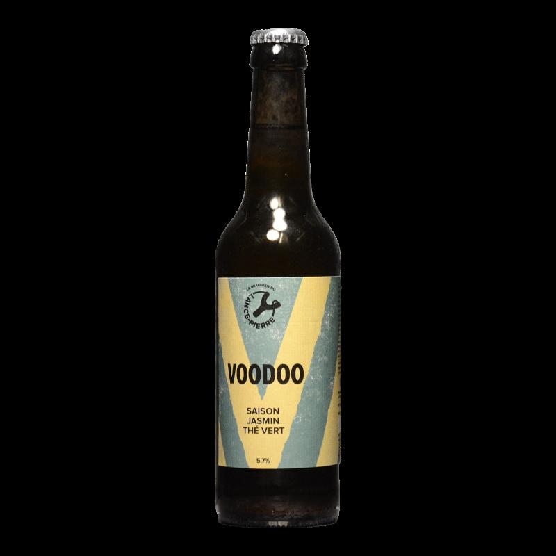 Lance-Pierre - Voodoo Thé Vert Jasmin - 5.7% - 33cl - Bte