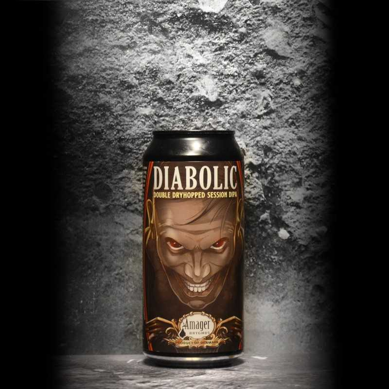 Amager - Adroit Theory - Diabolic - 7.5% - 44cl - Can
