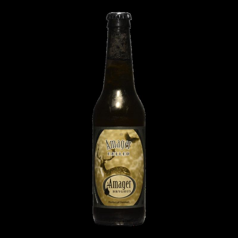 Amager - Faelled - 4.5% - 33cl - Bte