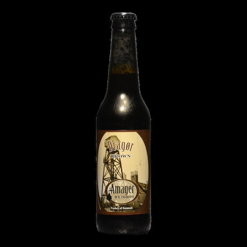Amager - Dragoer Brown - 5.5% - 33cl - Bte