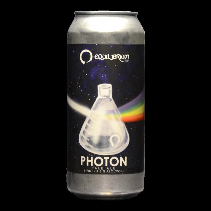 Equilibrium - Photon - 4.8% - 47.3cl - Can