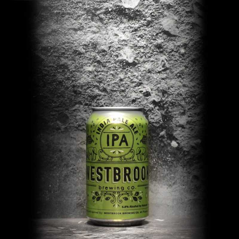 Westbrook - IPA - 6.8% - 35.5cl - Can