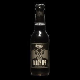 Brauwolf - Black IPA - 6% -...