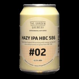 The Garden Brewery - Hazy...