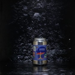 Prairie - Blueberry Boyfriend - 5.4% - 35.5cl - Can