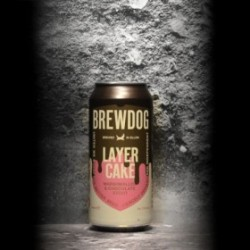 BrewDog - Layer Cake - 7% - 44cl - Can