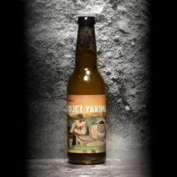 The Piggy Brewing - Projet Yakima - 8% - 33cl - Bte