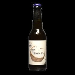 Cinq 4000 - Coconut Vanilla IPA - 7.1% - 33cl - Bte