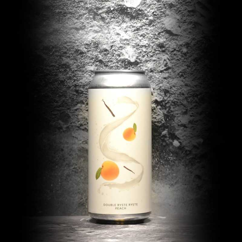 Evil Twin - Double Ryste Ryste Peach - 9% - 47.3cl - Can