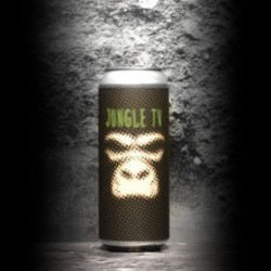 Wild Lab - Jungle TV - 7% - 50cl - Can