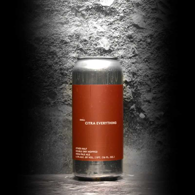 Other Half - Double Dry Hopped Small Citra Everything - 6.5% - 47.3cl - Can