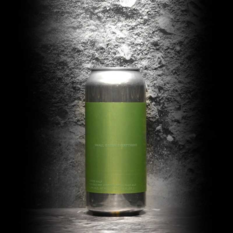 Other Half - Double Dry Hopped Small Green Everything - 4.3% - 47.3cl - Can
