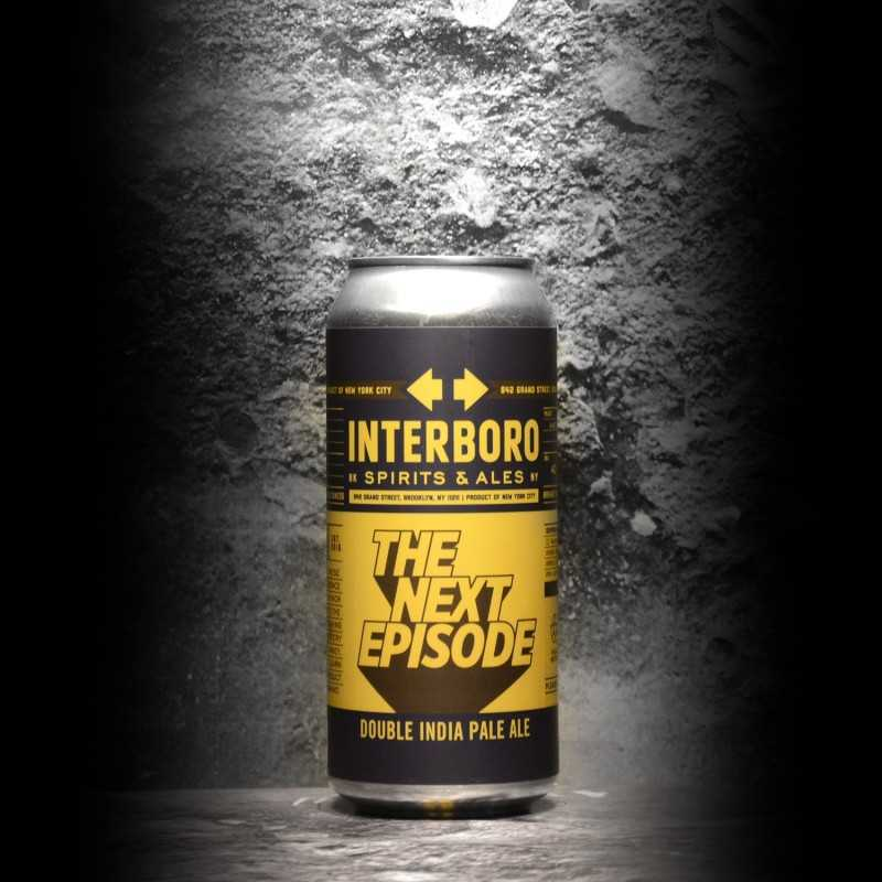 Interboro - The Next Episode - 4.8% - 47.3cl - Can