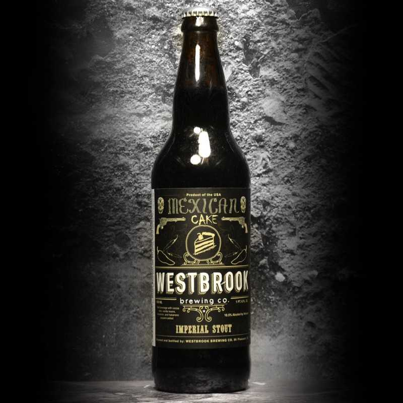 Westbrook - Mexican Cake 2020 - 10.5% - 65cl - Bte