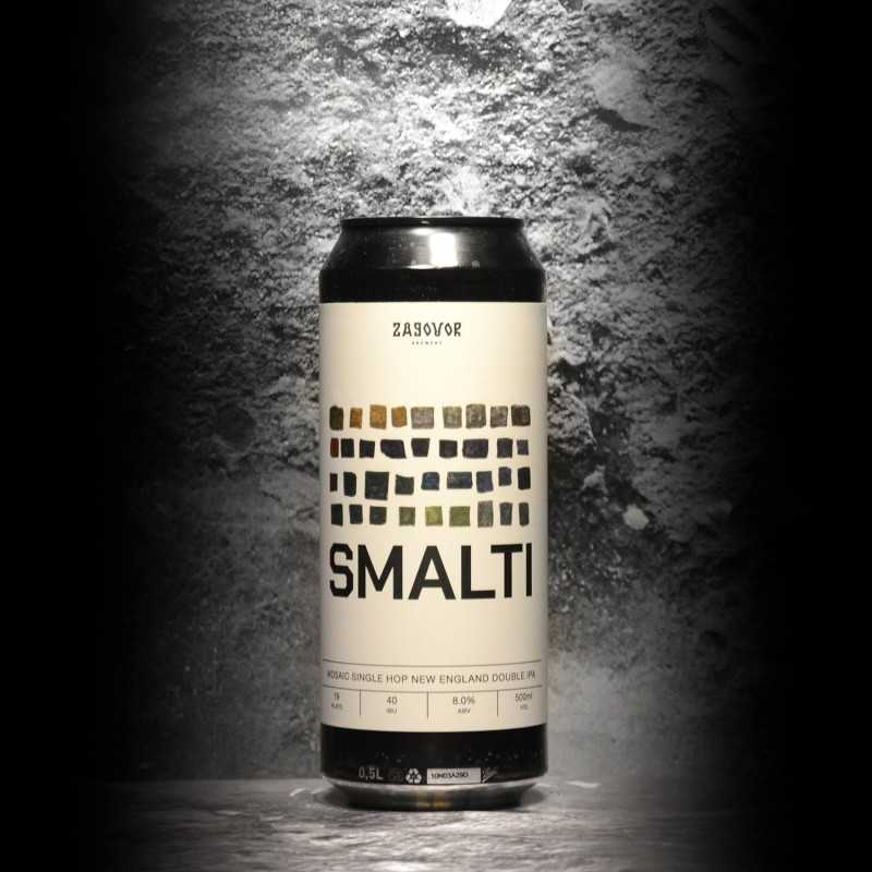 Zagovor - Smalti - 8% - 50cl - Can
