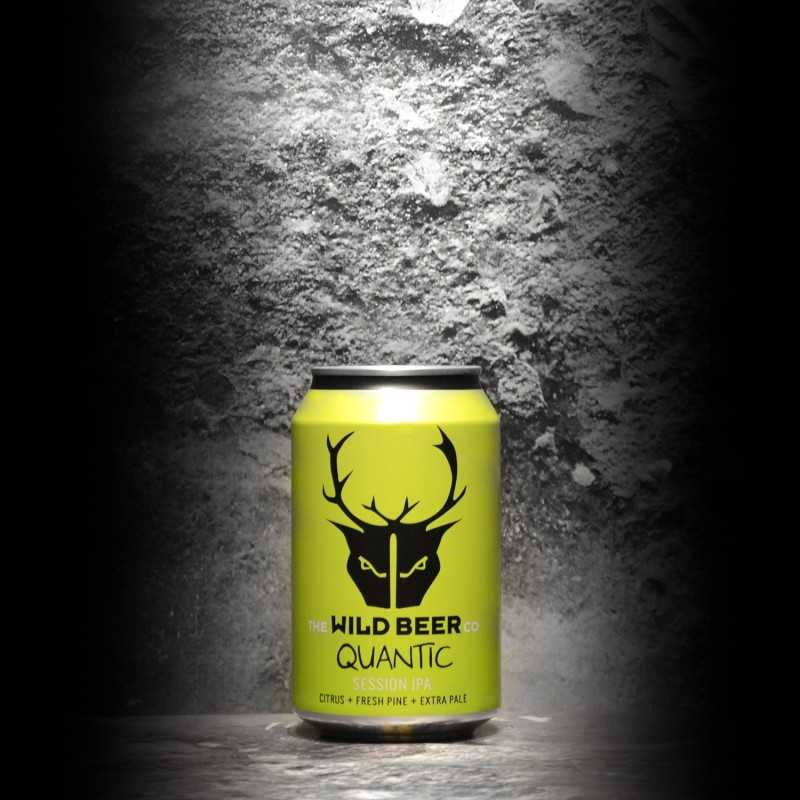 Wild Beer - Quantic - 4.7% - 33cl - Can